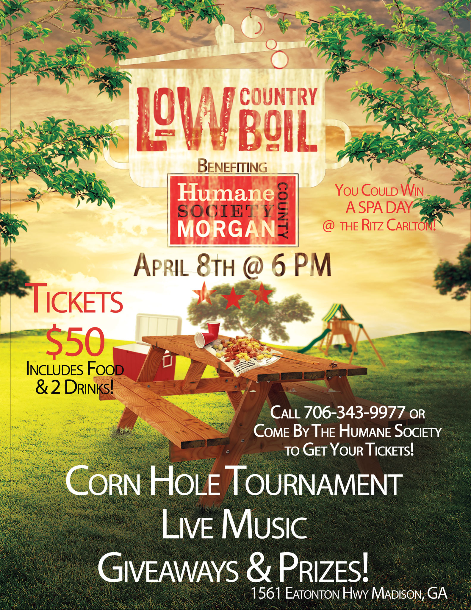 lowcountryboil flyer template humane society of morgan county